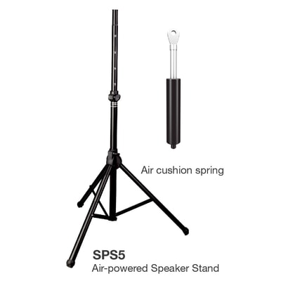 Studiomaster SPS5 Air Powered Speaker Stand