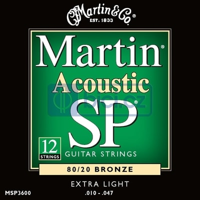 Martin MSP3600 Extra Light
