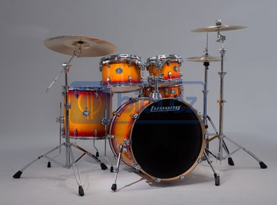 Ludwig LCB522FXSR Element Birch Drive