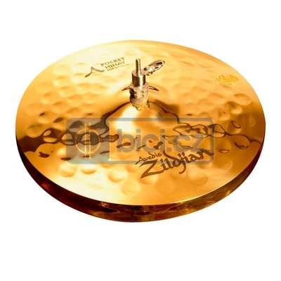 "Zildjian A0144 13"" A Pocket Hi-Hats"