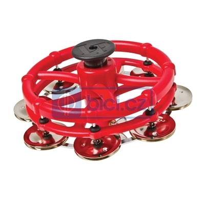 Latin Percussion LP193 Click Hi-Hat Tambourine