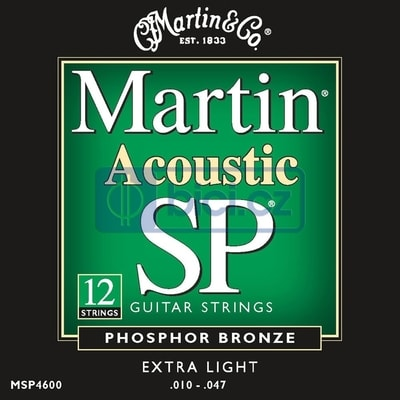 Martin MSP4600 Extra Light