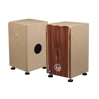 Latin Percussion LP1446 Cedar Wire Cajon