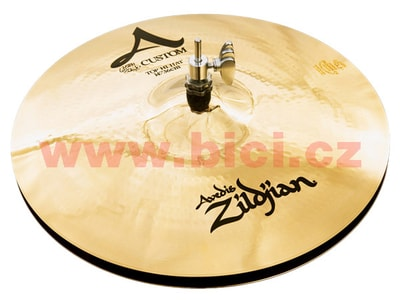 "Zildjian 13"" A Custom/Z Combination Hi-Hat"