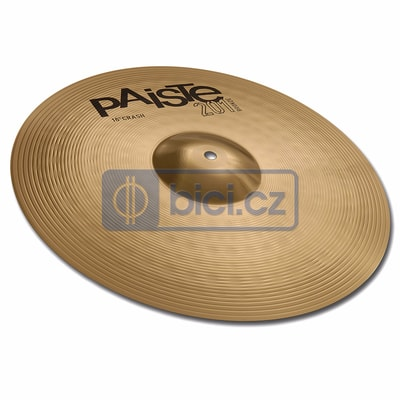 Paiste 201 Bronze Crash 18""