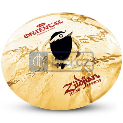 "Zildjian 9"" FX Oriental Trash Splash"