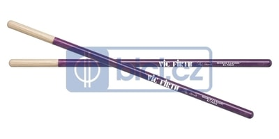 Vic Firth SAA2 Alex Acuña Signature El Palo Purple.