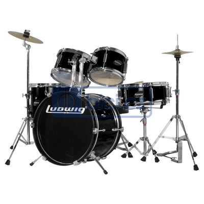 Ludwig LJR1061 Junior Black