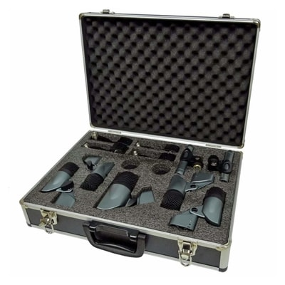 Carlsbro DM7 Drum Microphone Kit