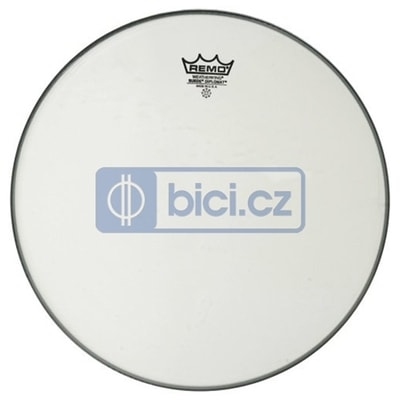 Remo BD-0814-00 Suede Diplomat 14""