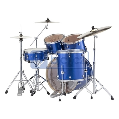 Pearl Export EXX725F/C-702 Electric Blue Sparkle