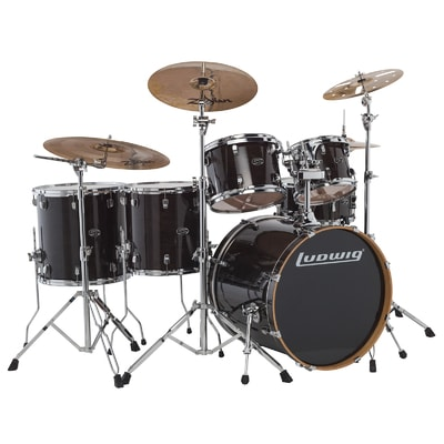 Ludwig LCEM622XTB Evolution Maple