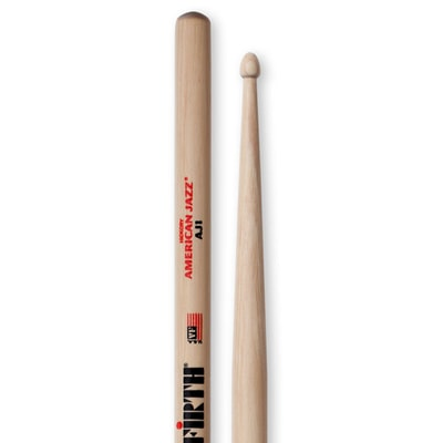 Vic Firth AJ1 American Jazz Hickory