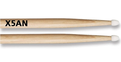 Vic Firth X5AN American Classic Extreme Hickory Nylon Tip
