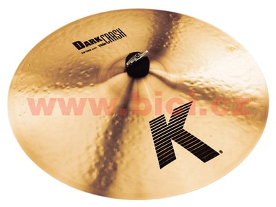 "Zildjian K0904 18"" K Dark Crash Thin"