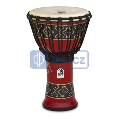 "Toca Percussion SFDJ-9RP 9"" Freestyle Djembe"