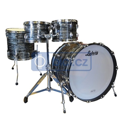 Ludwig L8343AX1QWC+12 Classic Maple Rock