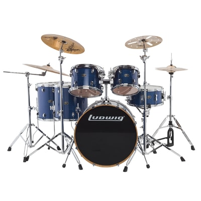 Ludwig LCEM622XBL Evolution Maple